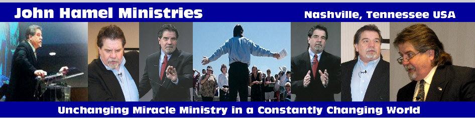 John Hamel Ministries
